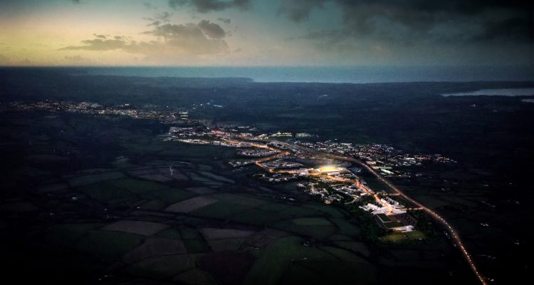Plans to create a £10 million purpose-built multi-use Stadium for Cornwall on the edge of Truro have taken a major step forward