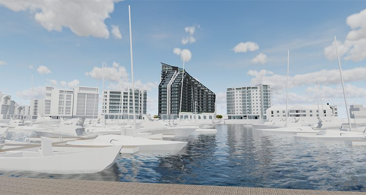 DCA managed a public consultation for its client Sutton Harbour Holdings plc for their new building plans